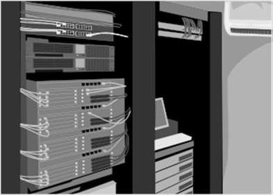 remote server room monitoring